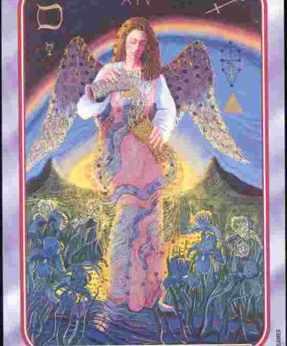 Mabon Tarot Blog Hop: The Power of Transformation