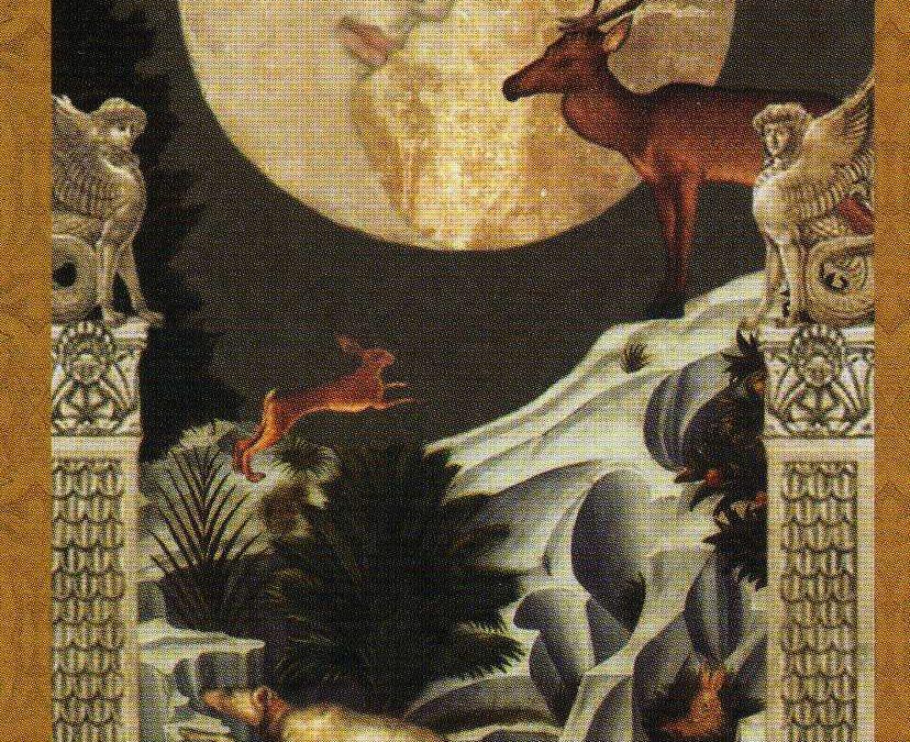 Tarot Translation – Tarot and the Full Moon