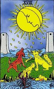 Mysteries of the Dark, Power of the Light: Major Arcana 18, The Moon