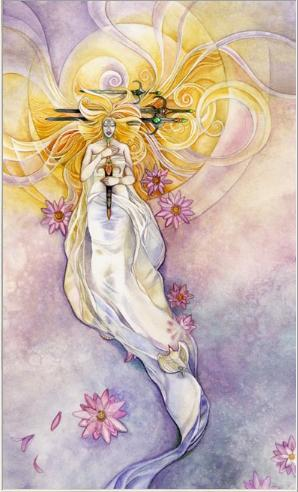 Tarot in My Life: Four of Swords – Calming Restless Thoughts
