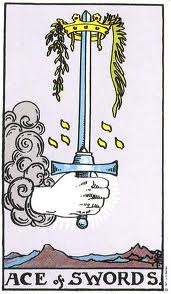 Slicing Up the Ace of Swords