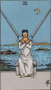 Answers to your Questions about Tarot: The Two of Swords