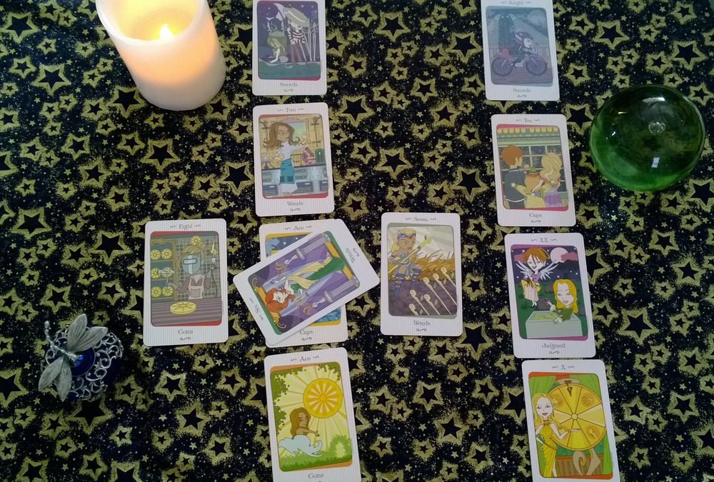 Another Kind of Tarot Trend