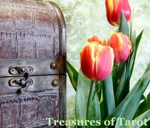 Tarot in My Life: Treasures of Tarot is Here!
