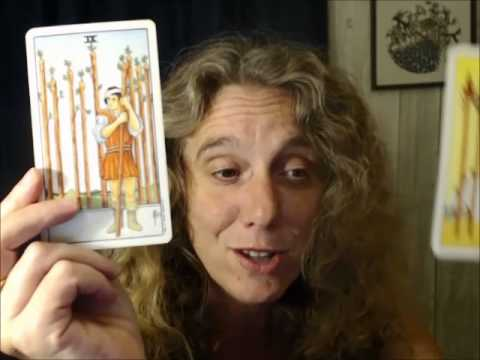 Answers to your Questions about Tarot: The Suit of Wands