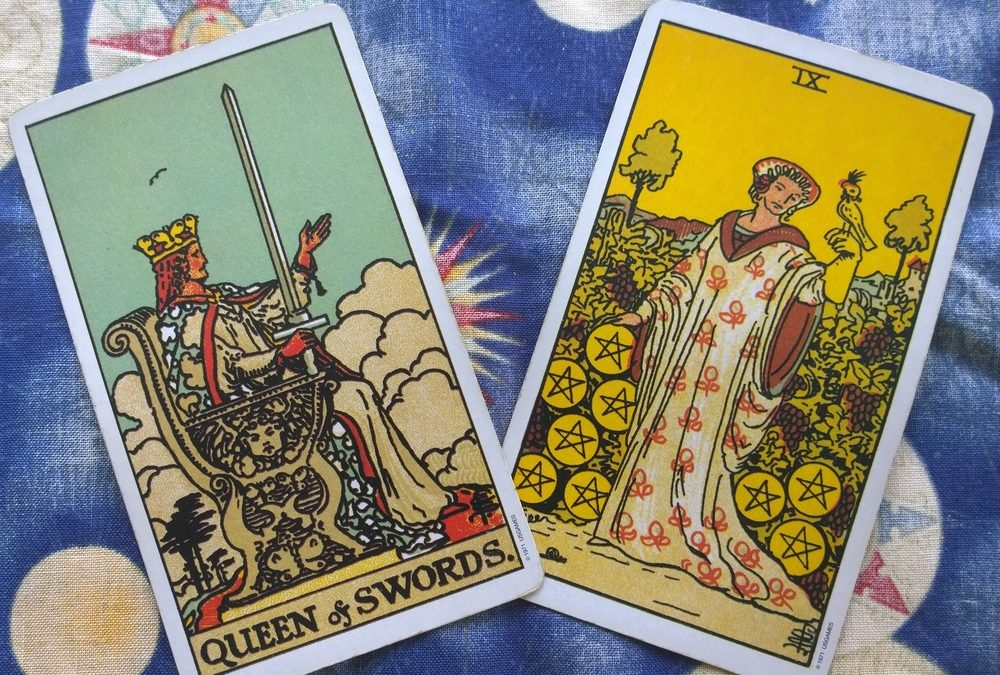 Tarot and the Woman Alone