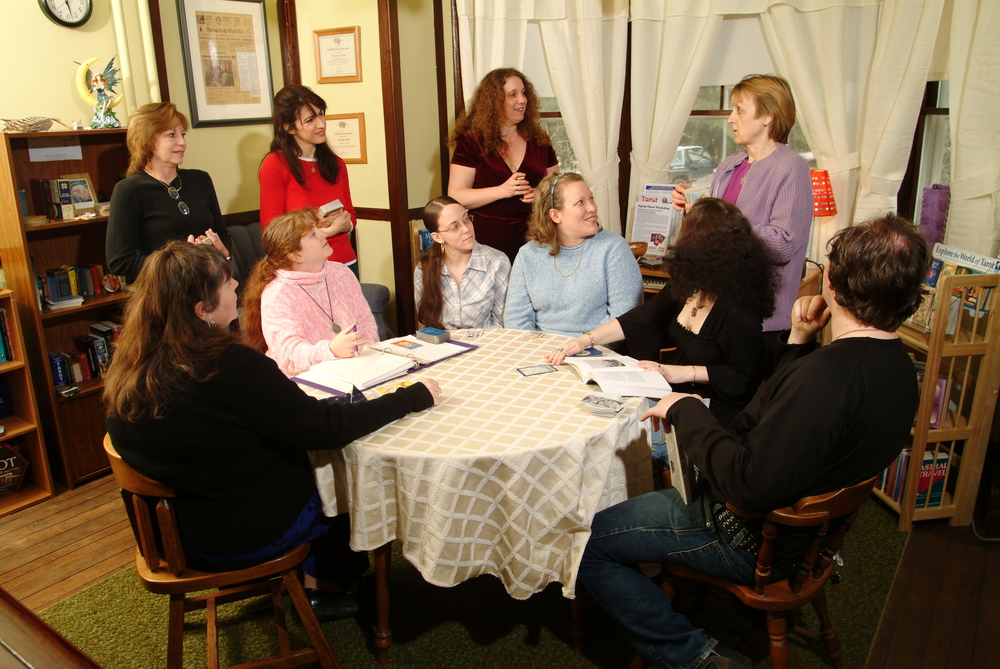 One, Two, Three, Tarot Stories! Tarot Exercises for Groups and Individuals