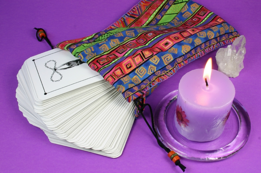 Tarot by Numbers: Seven, Eight, Nine