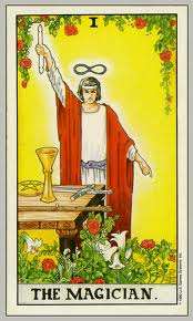 Tarot: Try it Standing Up!