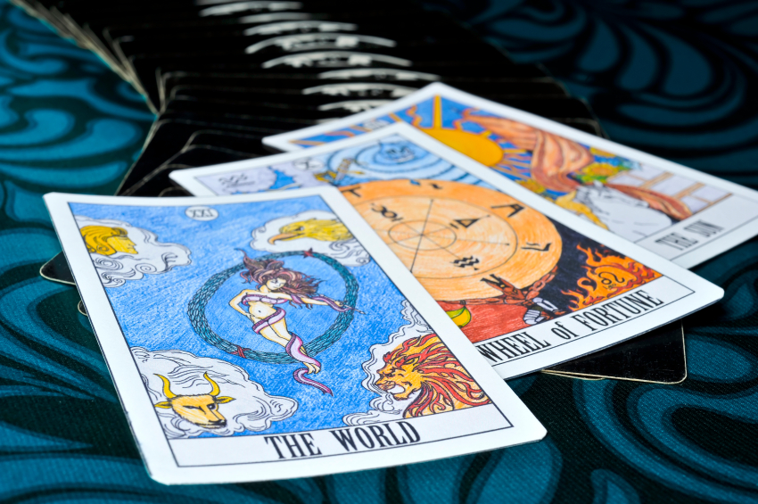 How Sacred are Tarot Archetypes?