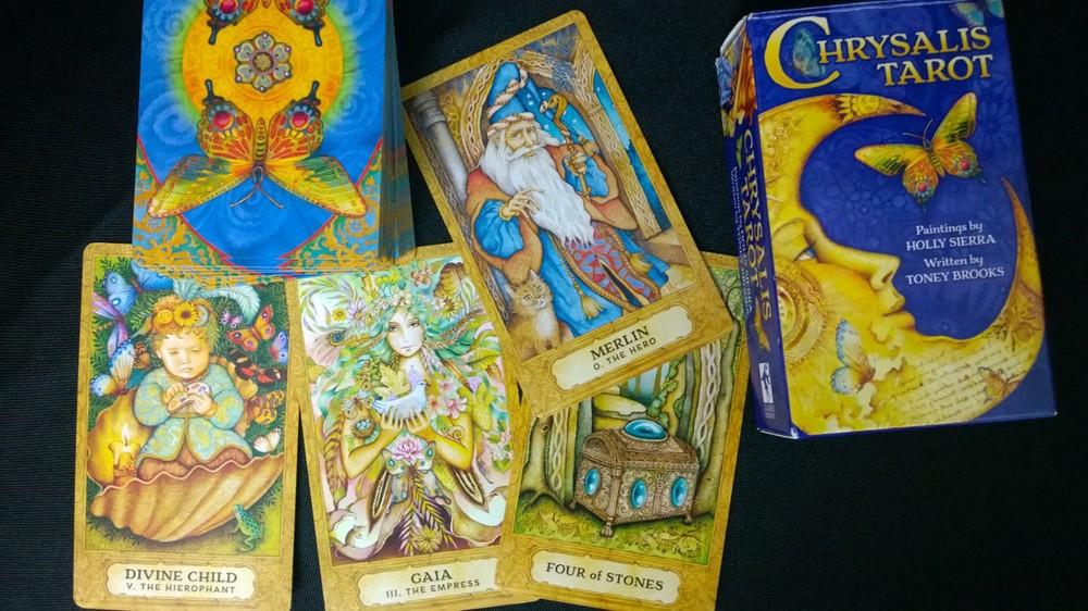 A Review of Chrysalis Tarot