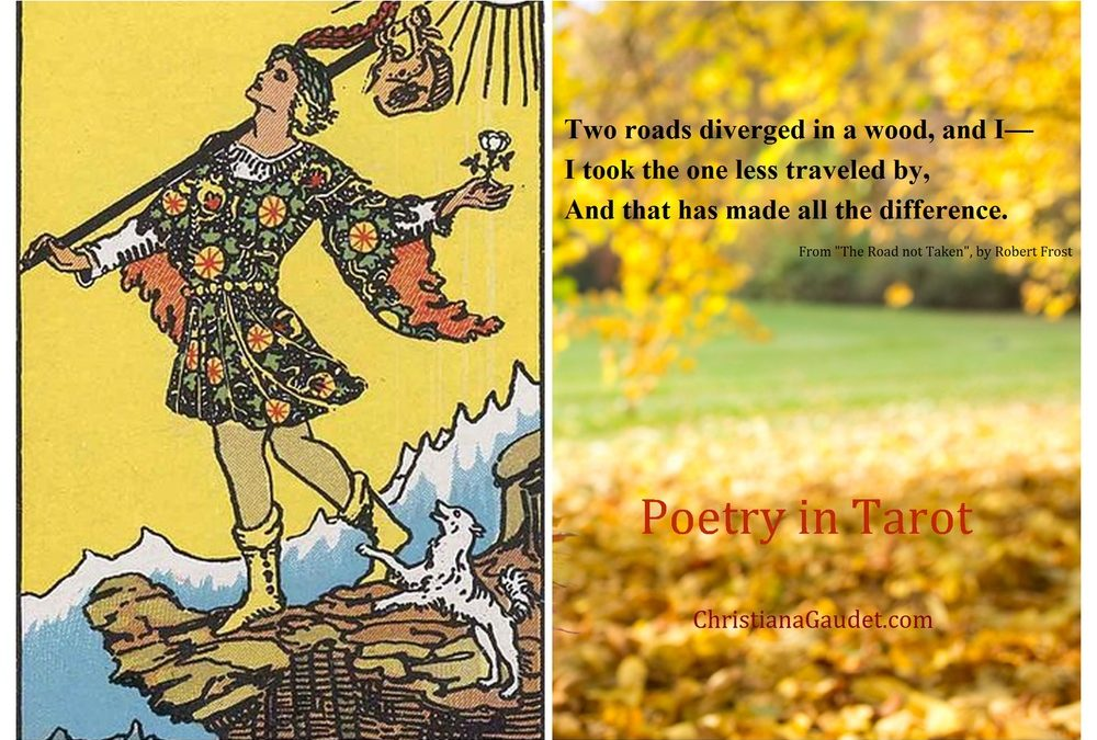 Poetry in Tarot: The Fool
