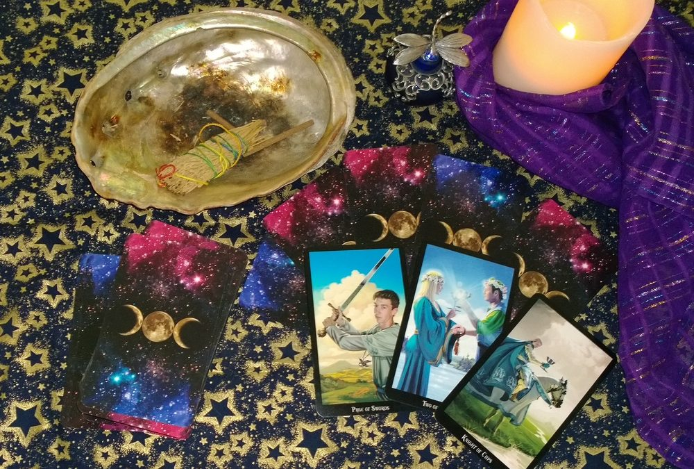 Some Thoughts about Tarot Spreads