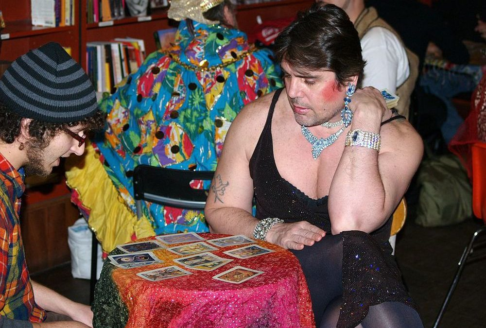 Answers to Your Questions about Tarot: Tarot Cards of Significance for LGBT Communities