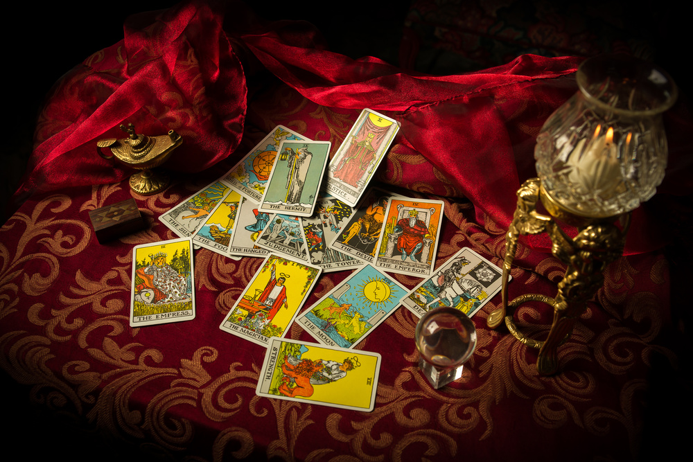 Answers to Your Questions about Tarot: Tarot as a Tool for Mediumship
