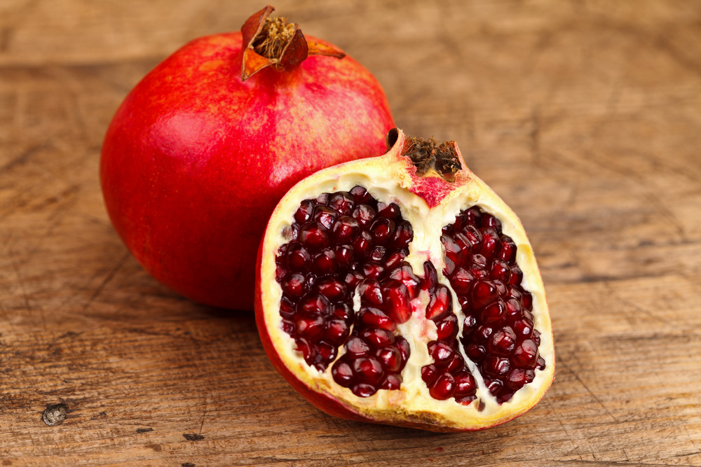 Pomegranates, Persephone, the High Priestess and Poetry