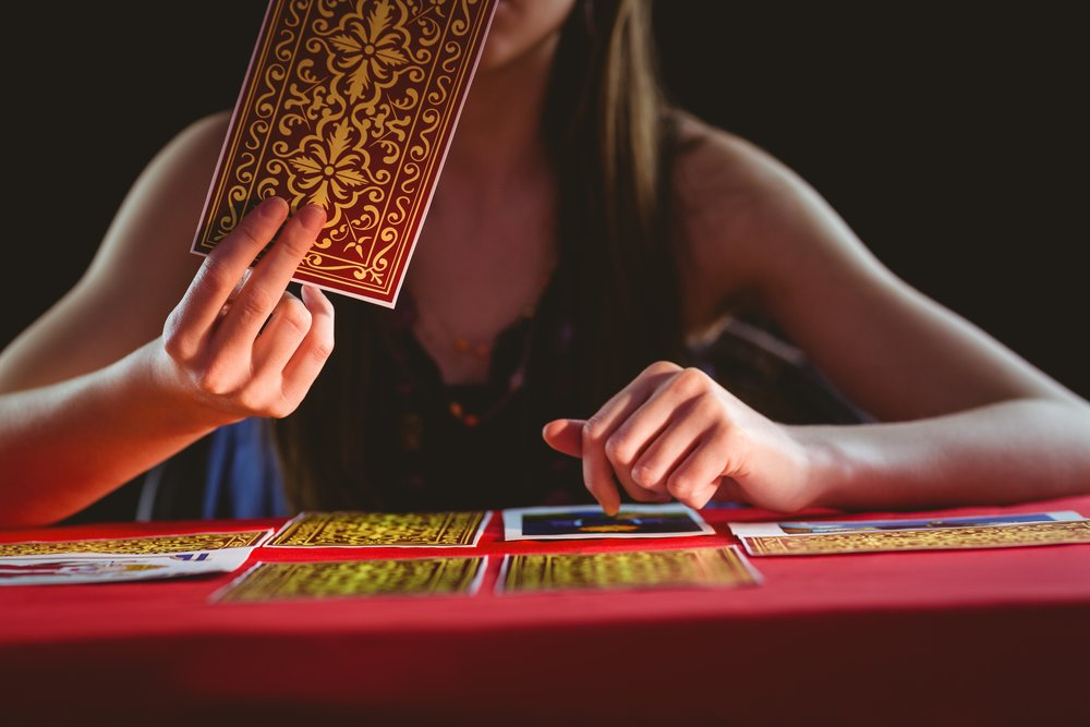 Five Reasons Not To Be a Full-Time Tarot Professional