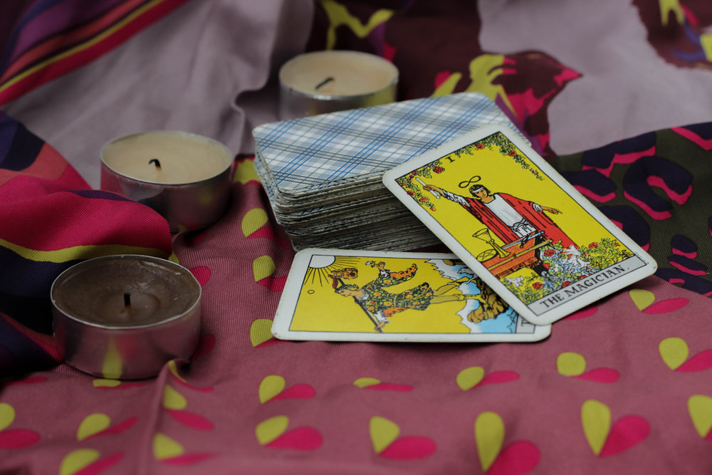 Group Behavior: A Tool for Learning and Teaching Tarot