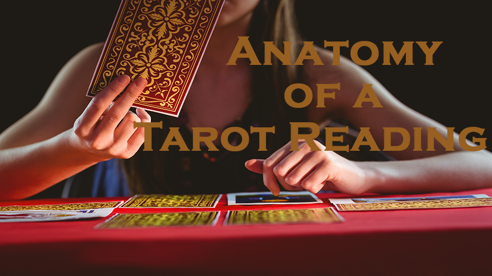 "I'm Teaching ""Anatomy of a Tarot Reading"" at Tarot Summer School"