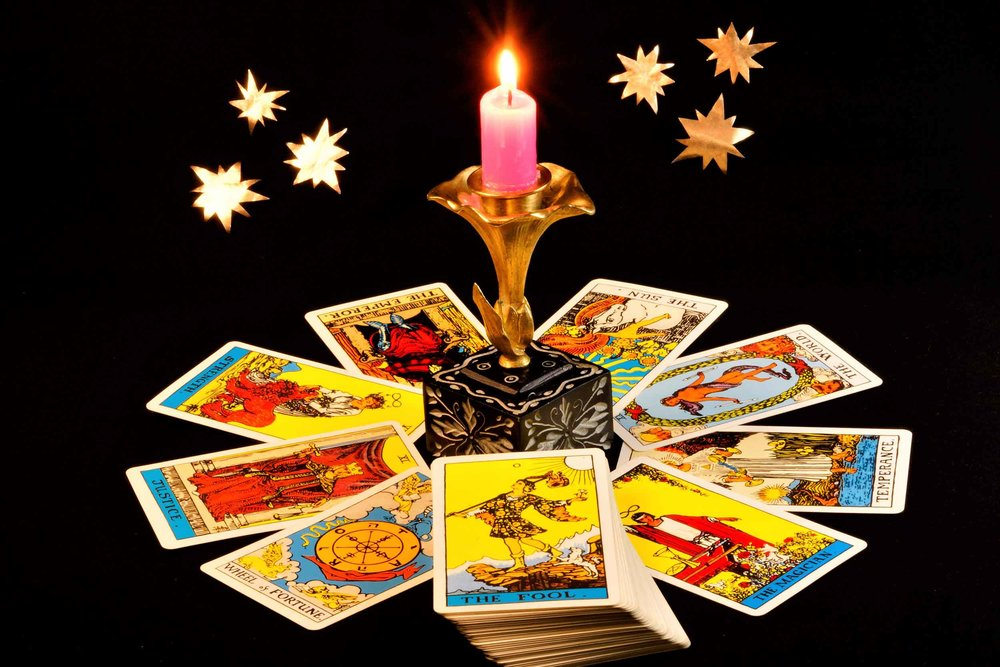 Major Arcana Christmas Season 2018