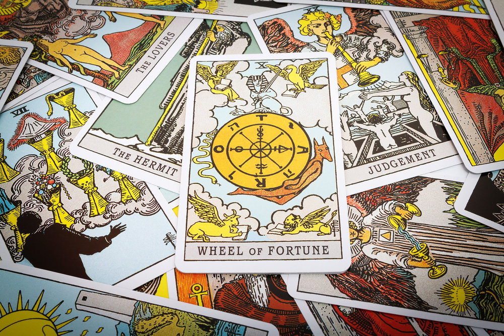 Musings on the Wheel of Fortune