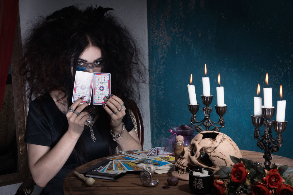 When You Feel Disconnected from Your Tarot Cards