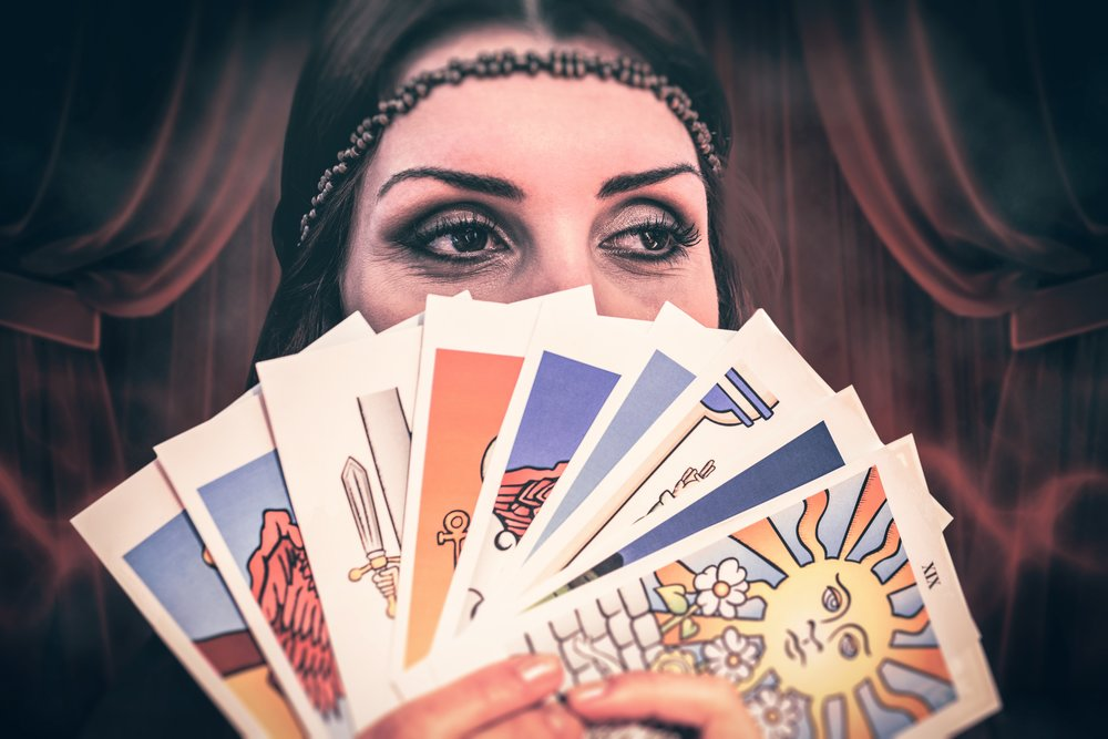 Superstition Doesn't Mix Well with Tarot