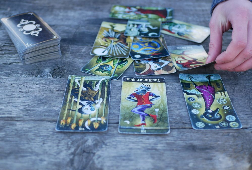 Create Your Own Tarot Spreads