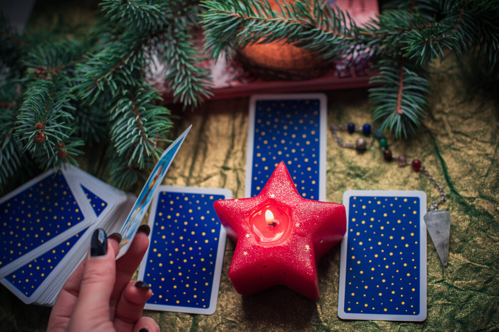 Holiday-Inspired Tarot Activities