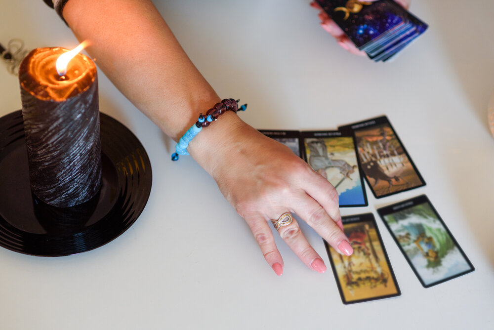 Reading Tarot Out of Order