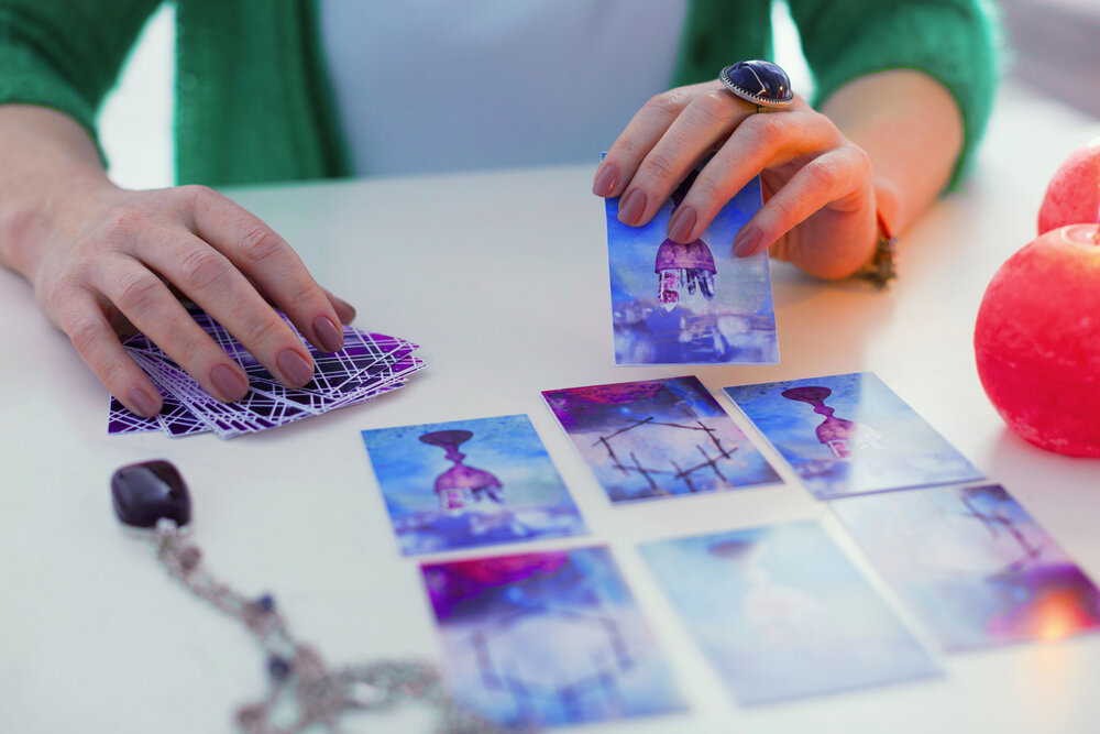 How Tarot Helps When We are Suffering
