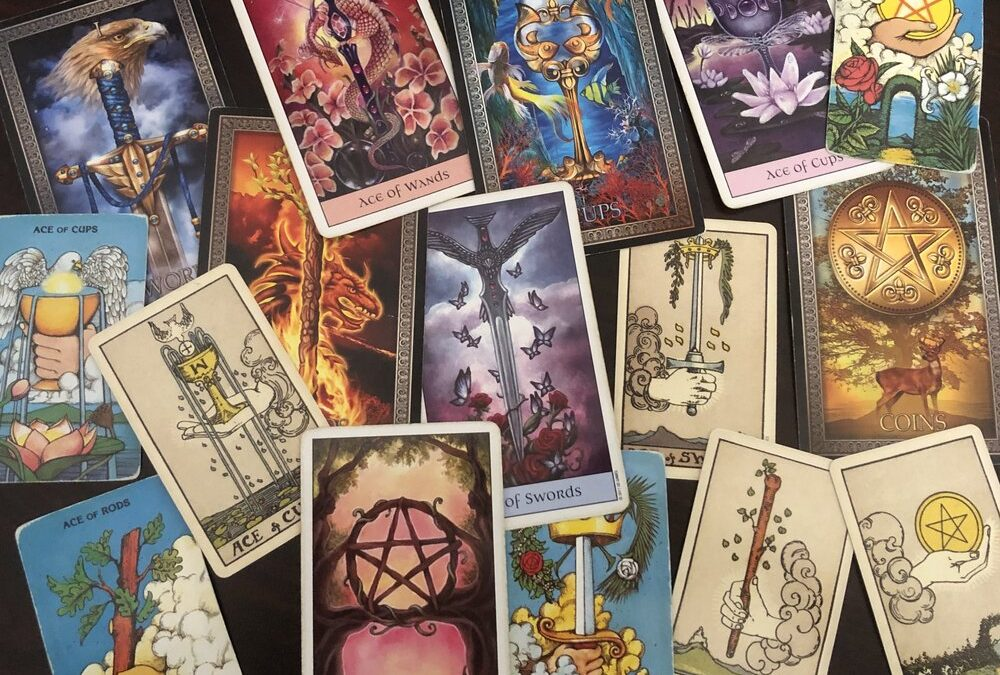 The Power of the Tarot Aces